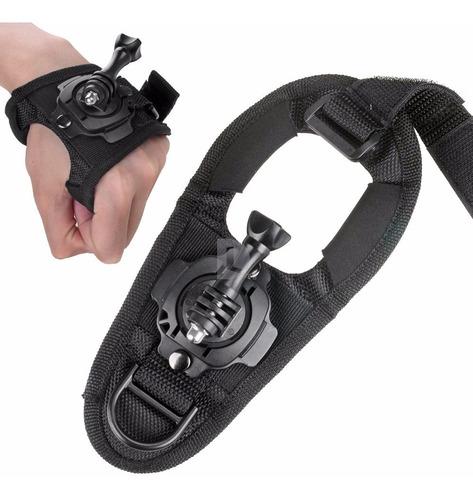 suporte peito mão 360 gopro hero sjcam action cam go pro