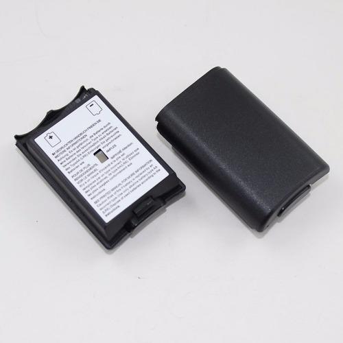 suporte pilhas controle xbox 360 tampa de bateria frete r$10