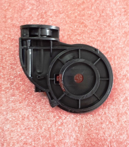 suporte pivo pescoço articulador preto ventilador cadence