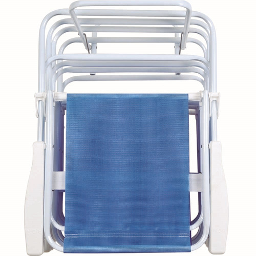 suporte porta cadeira de praia de parede para ate 7 cadeiras