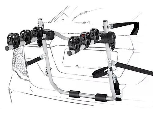 suporte porta malas transbike universal p/ 3 bikes eqmax zx