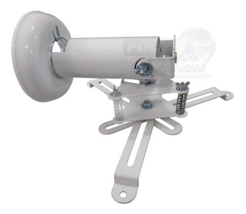 suporte projetor  teto/parede universal fvtp-63