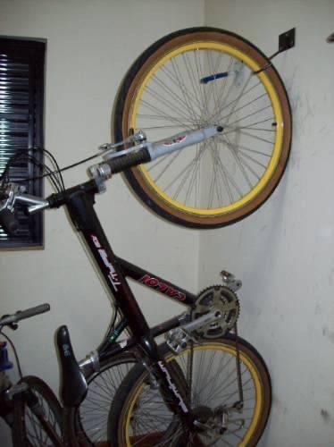 a8ab254f1 Suporte Rack Gancho Parede Bicicleta Bike Aço Carbono Preto - R  19 ...