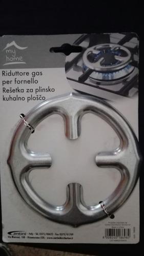 suporte reductor de hornillas a gas para cafeteras bialetti