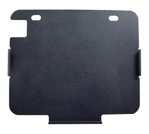 suporte reforço de placa cb twister 250 e