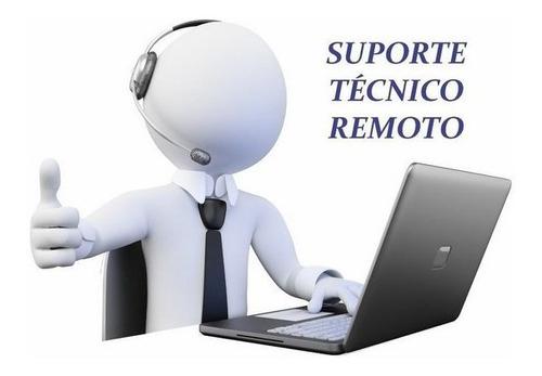 suporte remoto de computadores