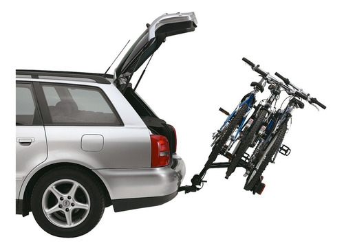 suporte rideon thule para engate 3 bicicletas 9503