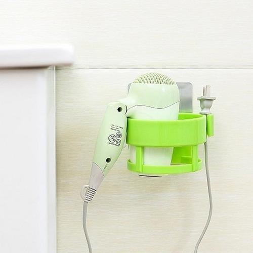 suporte secador cabelo