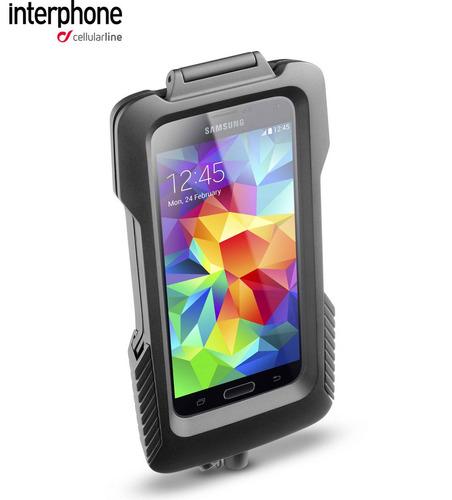 suporte smartphone procase samsung galaxy s5  pro case moto