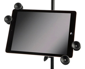 Suporte Tablet Celular Pedestal Violao Voz iPhone iPad