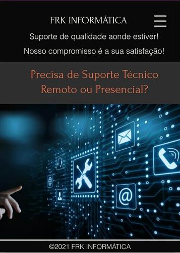suporte técnico em informática (acesso remoto)