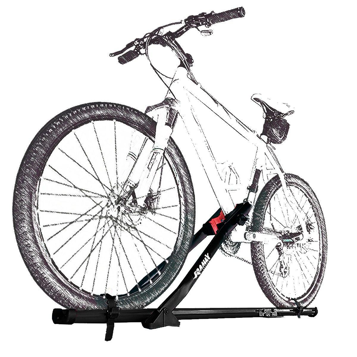 097bbd933 suporte teto bicicleta calha transbike eqmax alumínio preto. Carregando  zoom.