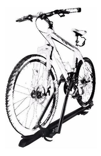 suporte teto bicicleta transbike eqmax stark preto antifurto