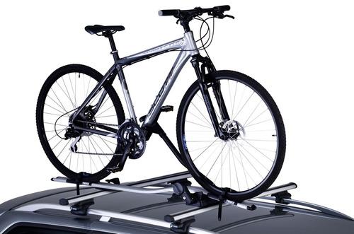 suporte thule proride 591 para teto 1 bicicleta