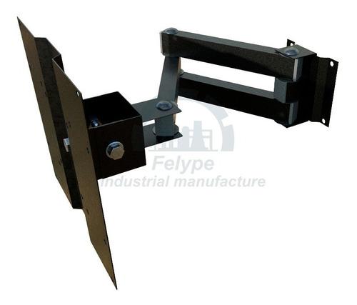 suporte triarticulado 20 a 43 polegadas - (( promoção ))