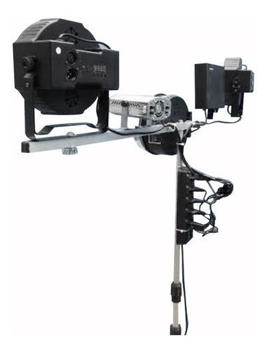 suporte tripé ilumi festa strobo laser canhão rgb pastb2250