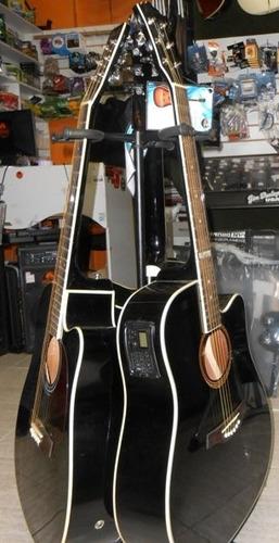 suporte triplo p/ violão guitarra baixo p/ 3 instrumentos