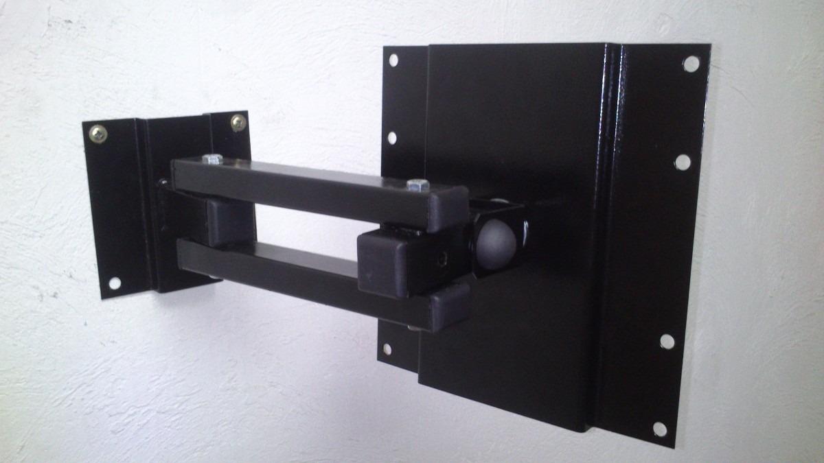 Suporte tv articulado lcd led plasma 26 32 37 40 polegadas - Soporte articulado tv ...