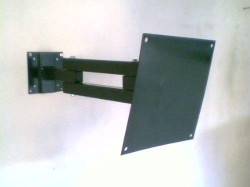 suporte tv articulado lcd led plasma 26 a 40pol