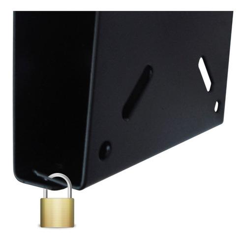 suporte tv lcd/led/plasma 10 a 55 inclinável - sbrp110 brasf