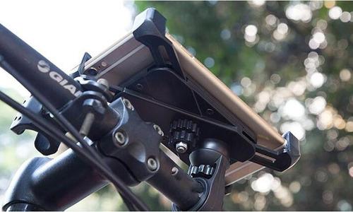 suporte universal moto bike bicicleta pra gps celular iphone