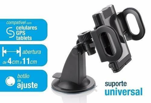 suporte universal para celular multilaser cp118s