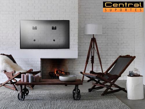 suporte universal tv 14 a 84 genius - elg lcd led plasma 3d
