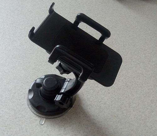 suporte veicular articulado para celular e gps