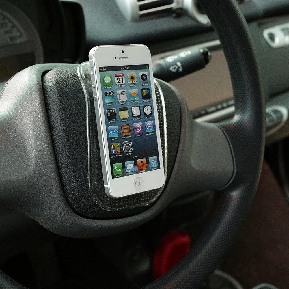 Porta Objetos Fixtic Gel Iphone Suporte Veicular Celular R 28 70 Em Mercado Livre