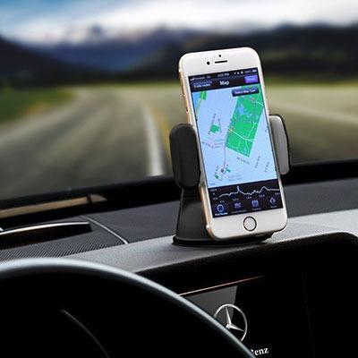 suporte veicular p/ smartphone com ventosa ch356 elg