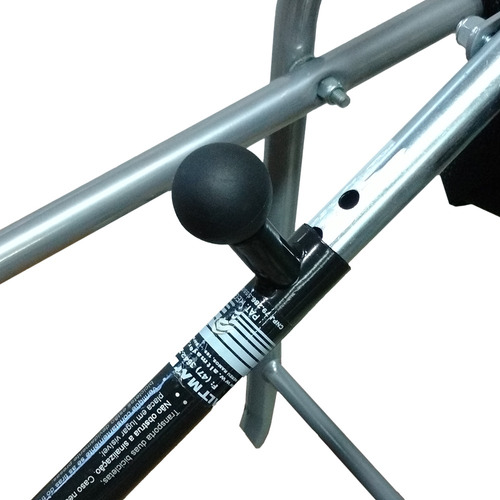 suporte veicular transbike para 2 bicicletas al-106 altmayer