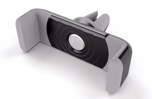 suporte veicular universal portátil kenu fixa na saída de ar