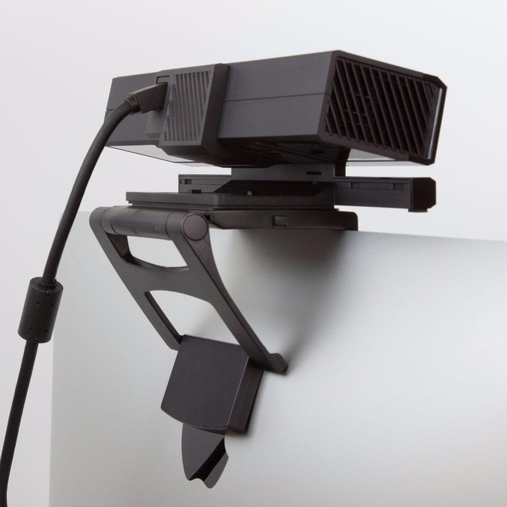 Suporte xbox one sensor ajustavel seguro kinect clip r for Porte xboxlive