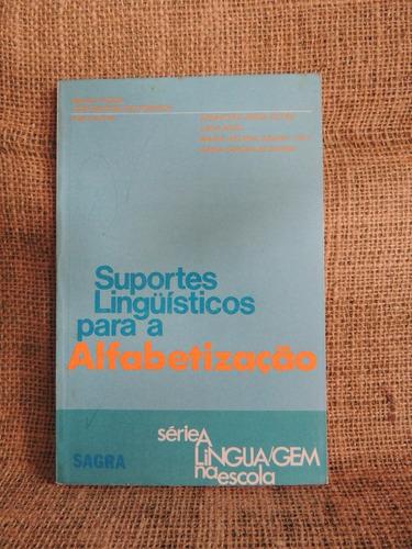 suportes linguísticos para a alfabetização maria tasca e