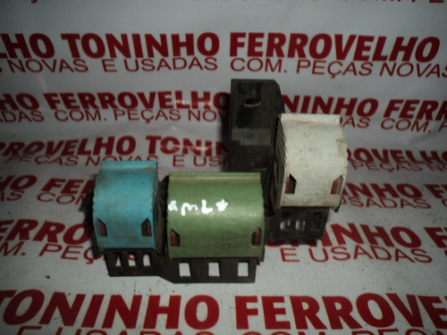 suportes reles gm vectra 2000