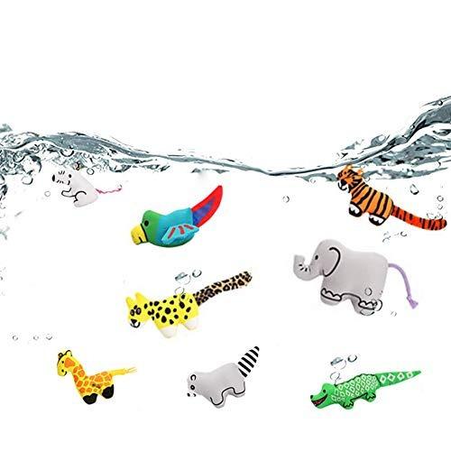 supow 3d divertido animal colas juguetes de desarrollo de ed