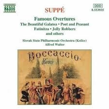 suppe: famous overtures cd original