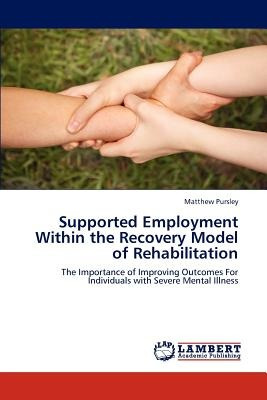 supported employment within the recovery model  envío gratis