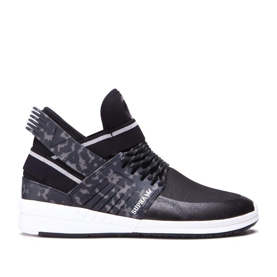 Zapatillas para hombre Skytop V talla 9.5 Blanco - Negro Lhe2X5Rj