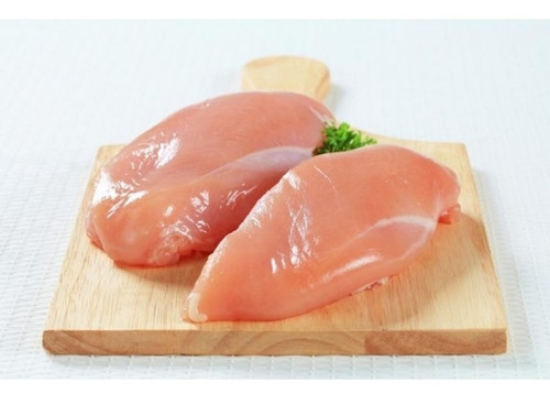 supremas de pollo congelada