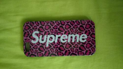 supreme carcasa iphone 6