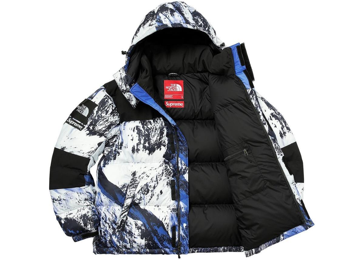 comprar north face supreme