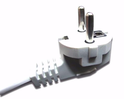 supresor de picos de 7 tomas + 2 puertos usb 250v 10a - 16a