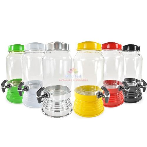 suqueira-refresqueira-filtro-barrica-tonel-vidro-alumínio
