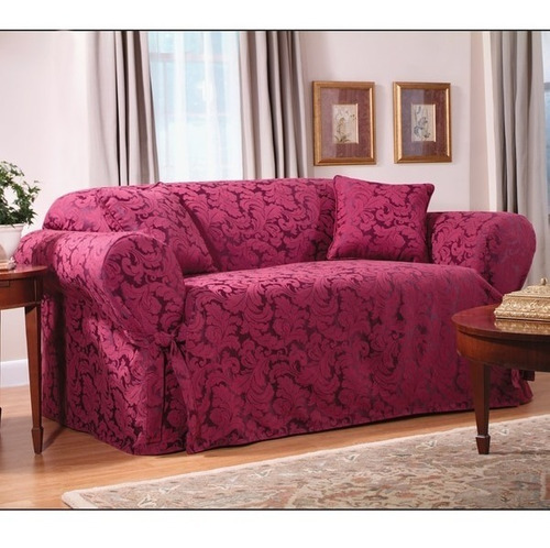 sure fit scroll cubresofas