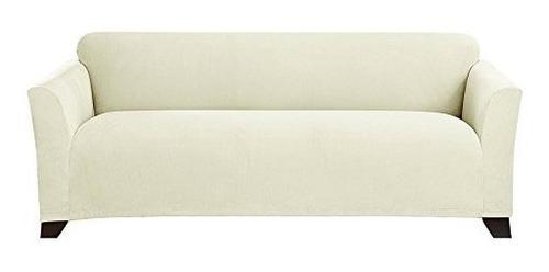 sure fit stretch morgan 1-piece - funda de sofá - marfil...