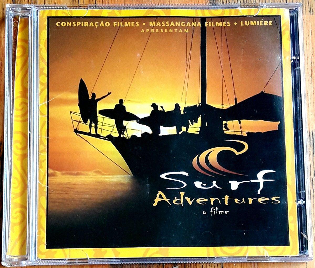 trilha sonora do filme surf adventures 2