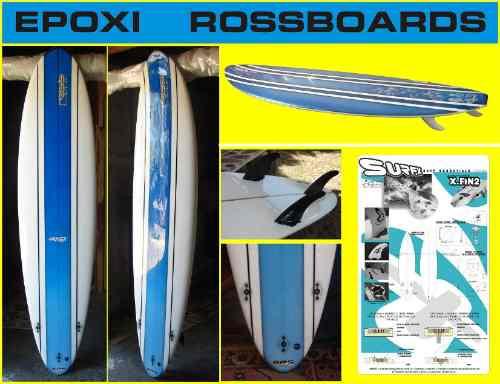 surf fun en epoxi nuevos tablas, hibridos, retros, stand up