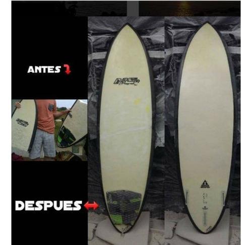 surf reparacion tablas / doctor surf