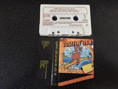 surfin usa - la ola de los 60 (cassette)